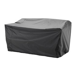 TOSTERÖ - cover for outdoor furniture, sofa/black | IKEA Hong Kong and Macau - PE725815_S3