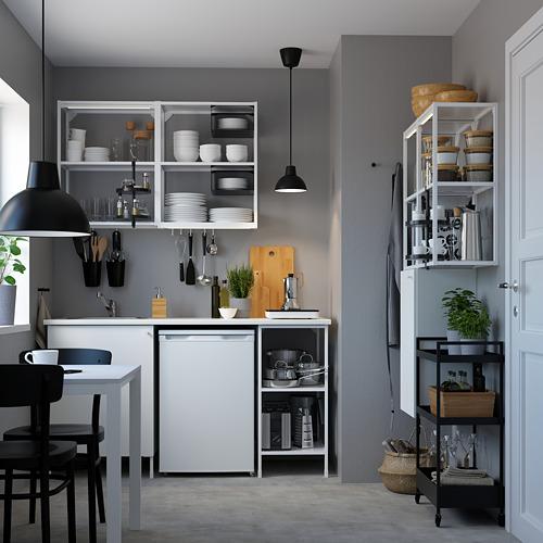 ENHET - 上牆式貯物架組合, 白色   IKEA 香港及澳門 - PE783100_S4