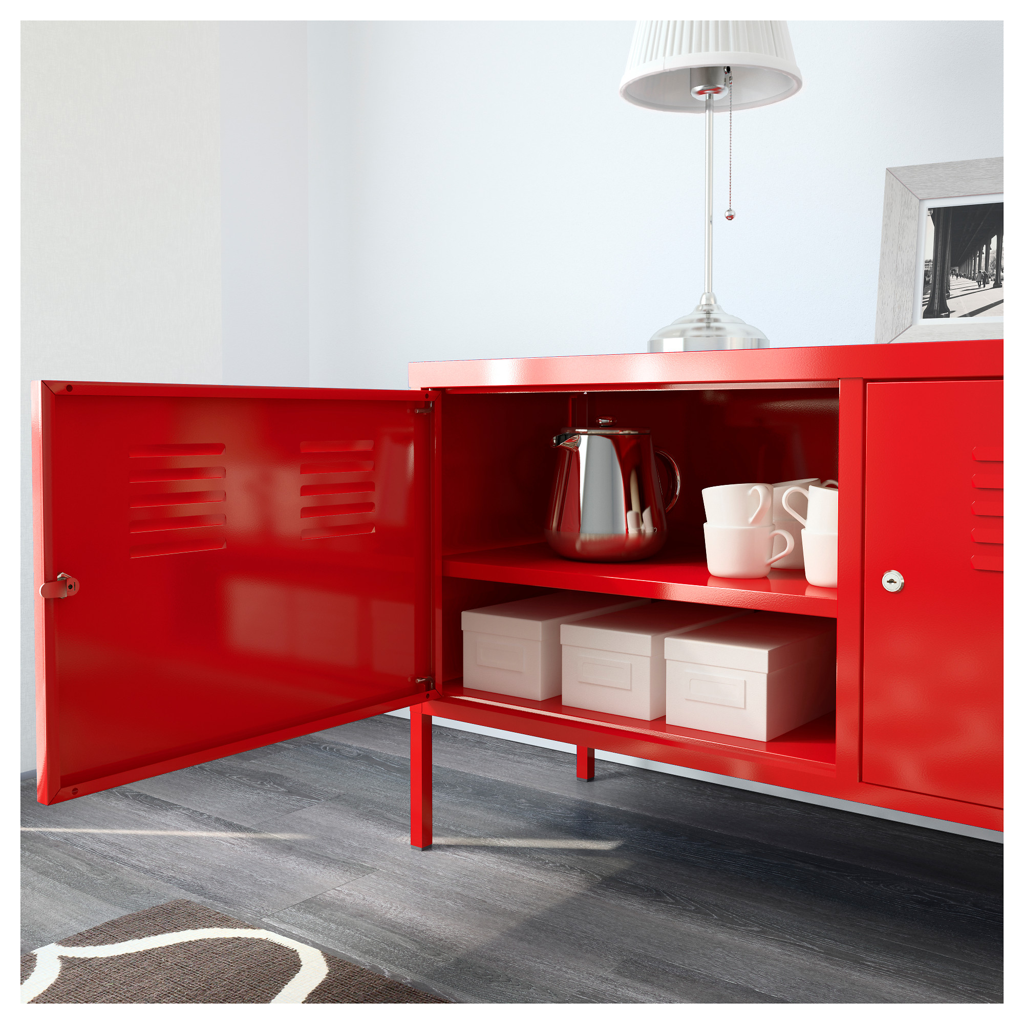new styles 52117 341d9 IKEA PS - cabinet, red | IKEA Hong Kong