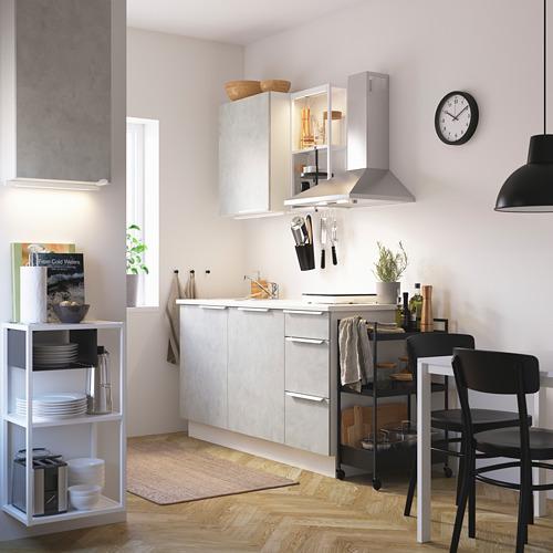 ENHET - 上牆式貯物架組合, white/concrete effect   IKEA 香港及澳門 - PE783113_S4