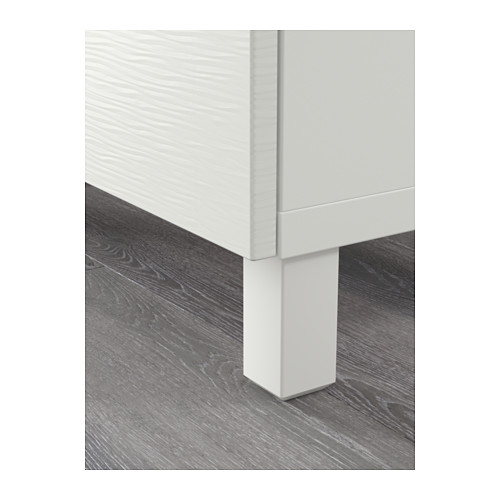 BESTÅ - storage combination with drawers, Laxviken white/Selsviken high-gloss/beige | IKEA Hong Kong and Macau - PE566669_S4