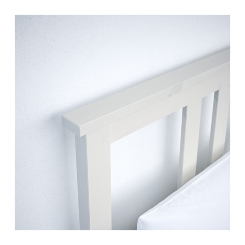 HEMNES - bed frame, white stain | IKEA Hong Kong and Macau - PE566720_S4