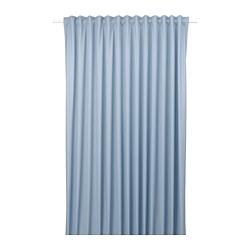 BENGTA - 遮光窗簾, 藍色 | IKEA 香港及澳門 - PE769558_S3