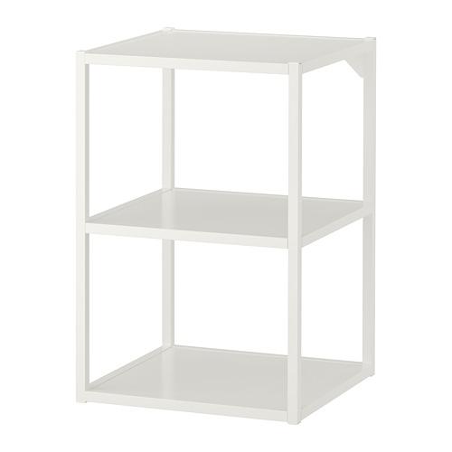 ENHET - 底框連層板, 白色   IKEA 香港及澳門 - PE769573_S4