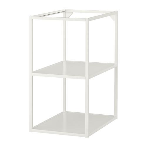 ENHET - 底框連層板, 白色 | IKEA 香港及澳門 - PE769575_S4