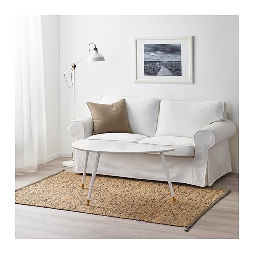 MELHOLT - rug, flatwoven, handmade natural/dark blue   IKEA Hong Kong and Macau - PE681771_S4