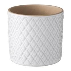 CHIAFRÖN - 花盆, 白色 | IKEA 香港及澳門 - PE725649_S3