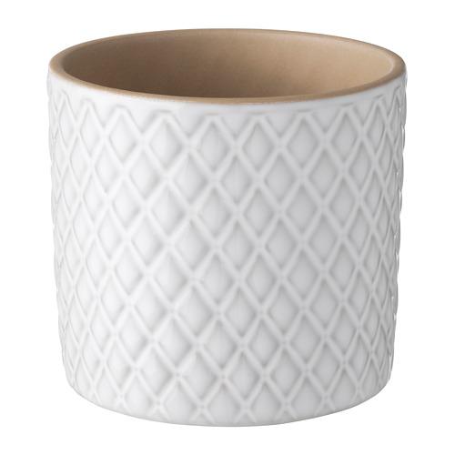 CHIAFRÖN - 花盆, 白色   IKEA 香港及澳門 - PE725649_S4