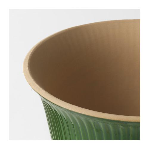 KAMOMILL - 花盆, 綠色 | IKEA 香港及澳門 - PE725671_S4
