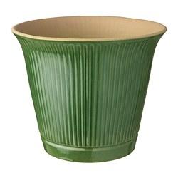 KAMOMILL - 花盆, 綠色 | IKEA 香港及澳門 - PE725672_S3