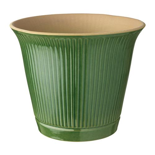 KAMOMILL - 花盆, 綠色 | IKEA 香港及澳門 - PE725672_S4