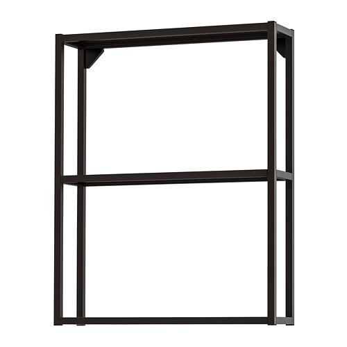 ENHET - 吊櫃框連層板, 炭黑色 | IKEA 香港及澳門 - PE769578_S4
