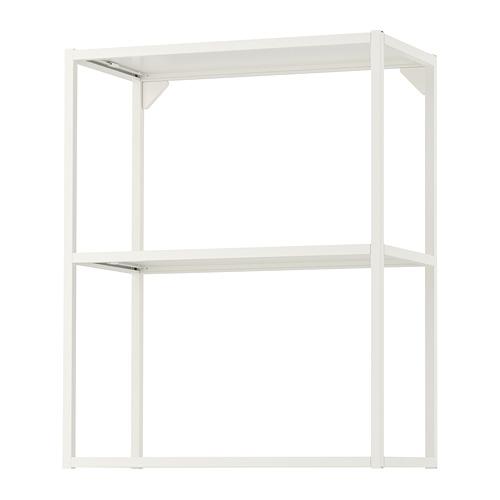 ENHET - wall fr w shelves, white | IKEA Hong Kong and Macau - PE769593_S4
