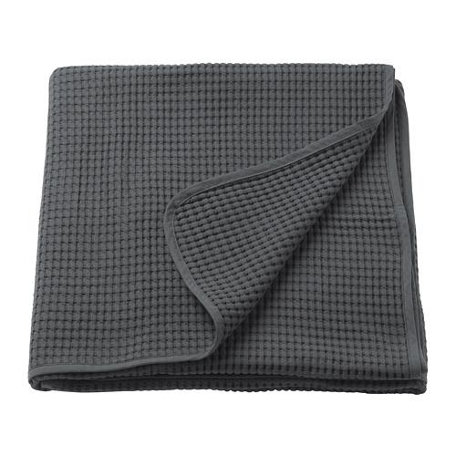 VÅRELD - bedspread, dark grey | IKEA Hong Kong and Macau - PE681798_S4