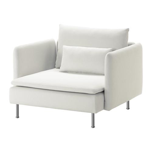 SÖDERHAMN - armchair, Finnsta white | IKEA Hong Kong and Macau - PE583245_S4