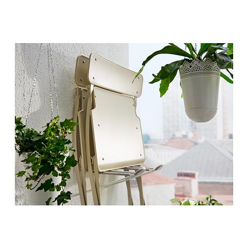 SALTHOLMEN - chair, outdoor, foldable beige | IKEA Hong Kong and Macau - PH141335_S4