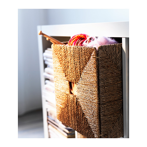 KNIPSA - basket, seagrass | IKEA Hong Kong and Macau - PE267456_S4
