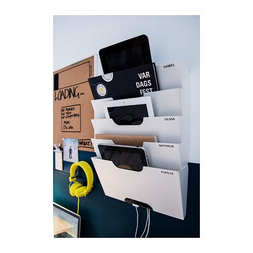 KVISSLE - wall newspaper rack, white | IKEA Hong Kong and Macau - PH133449_S4
