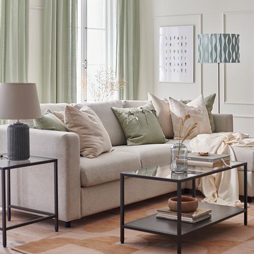 VIMLE - 3-seat sofa, Gunnared beige | IKEA Hong Kong and Macau - PH175947_S4
