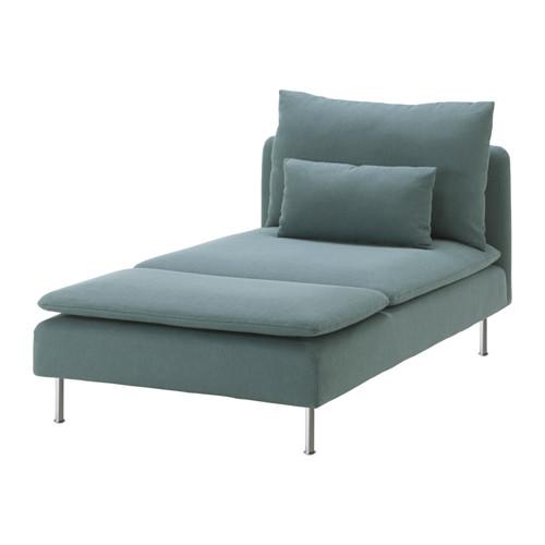 SÖDERHAMN - 躺椅套, Finnsta 湖水綠色 | IKEA 香港及澳門 - PE583238_S4