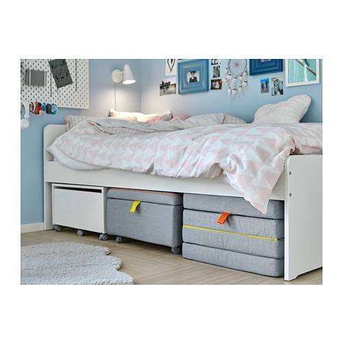SLÄKT - pouffe/mattress, foldable | IKEA Hong Kong and Macau - PH146980_S4