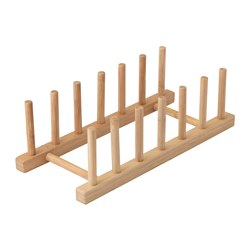 OSTBIT - plate holder, bamboo | IKEA Hong Kong and Macau - PE569286_S3
