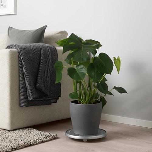 PERSILLADE - plant pot, dark grey | IKEA Hong Kong and Macau - PE725857_S4