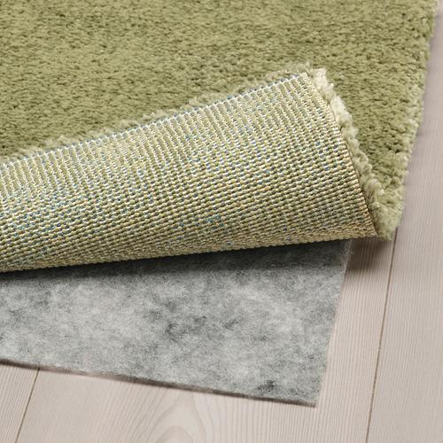 STOENSE - rug, low pile, light olive-green   IKEA Hong Kong and Macau - PE769956_S4