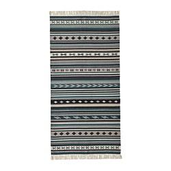 KATTRUP - 平織地氈, 手製/藍色 | IKEA 香港及澳門 - PE769961_S3