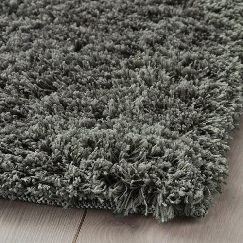 LINDKNUD - rug, high pile, dark grey   IKEA Hong Kong and Macau - PE769964_S4