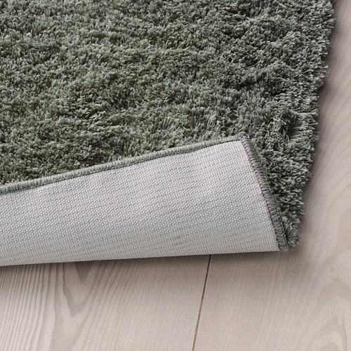LINDKNUD - rug, high pile, dark grey   IKEA Hong Kong and Macau - PE769967_S4