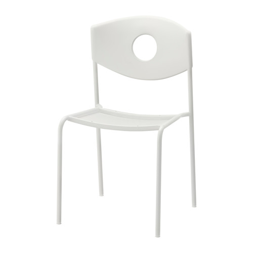 STOLJAN - chair frame with backrest, white | IKEA Hong Kong and Macau - PE570291_S4