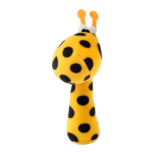 KLAPPA - rattle, multicolour/yellow | IKEA Hong Kong and Macau - PE682419_S4