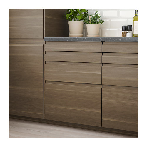 VOXTORP - drawer front, walnut effect | IKEA Hong Kong and Macau - PE682458_S4