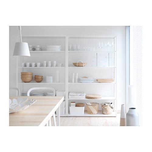 FJÄLKINGE - 層架組合, 白色 | IKEA 香港及澳門 - PE376668_S4