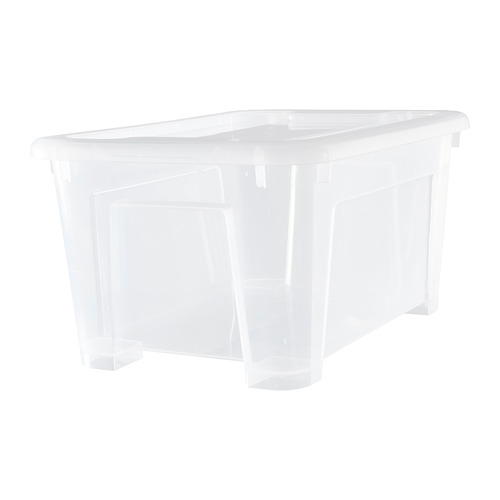 SAMLA - 5 litres box with lid | IKEA Hong Kong and Macau - PE682549_S4
