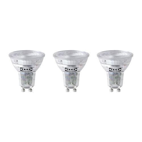 RYET - LED 燈膽 GU10 230流明 | IKEA 香港及澳門 - PE770024_S4