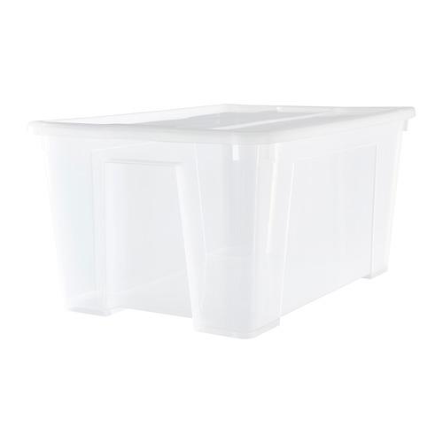 SAMLA - 45 litres box with lid | IKEA Hong Kong and Macau - PE682562_S4