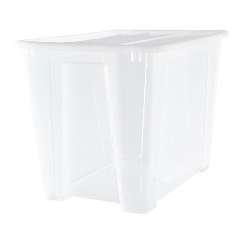 SAMLA - 65 litres box with lid | IKEA Hong Kong and Macau - PE682563_S4