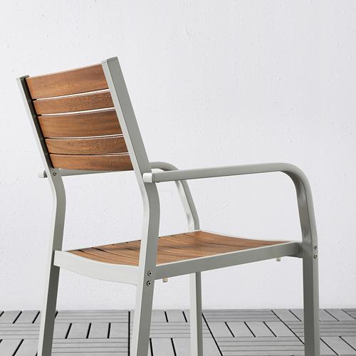 SJÄLLAND 戶外檯連扶手椅組合