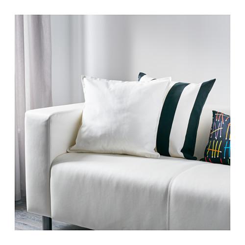GURLI - cushion cover, white | IKEA Hong Kong and Macau - PE567488_S4