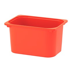 TROFAST - storage box, orange | IKEA Hong Kong and Macau - PE770212_S3