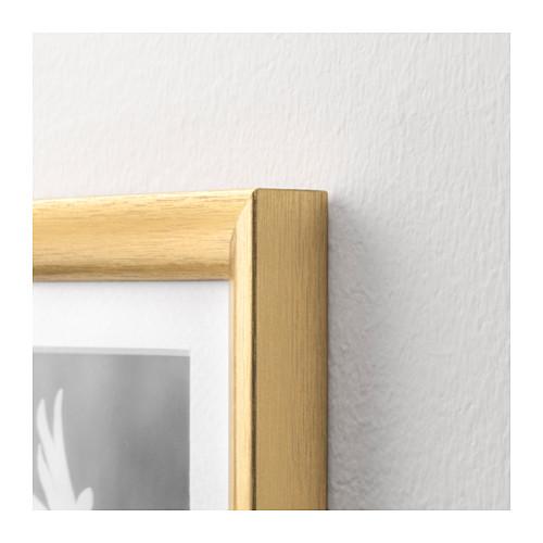 SILVERHÖJDEN - 畫框, 金色 | IKEA 香港及澳門 - PE635051_S4