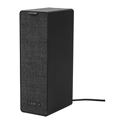 SYMFONISK - WiFi bookshelf speaker, black | IKEA Hong Kong and Macau - PE726114_S3