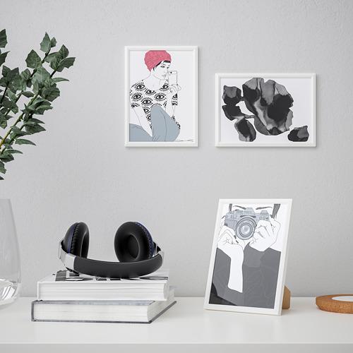 YLLEVAD - frame, white | IKEA Hong Kong and Macau - PE775198_S4