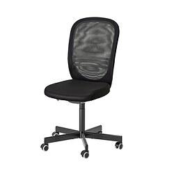 FLINTAN - office chair, black | IKEA Hong Kong and Macau - PE825956_S3