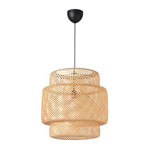 SINNERLIG - pendant lamp, bamboo | IKEA Hong Kong and Macau - PE682969_S4