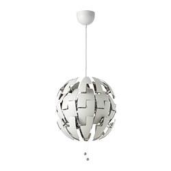 IKEA PS 2014 - 吊燈, 白色/銀色 | IKEA 香港及澳門 - PE682974_S3