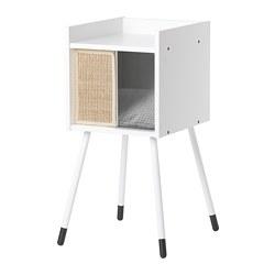 LURVIG - 貓屋套裝, 白色/淺灰色 | IKEA 香港及澳門 - PE770417_S3