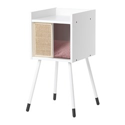 LURVIG - 貓屋套裝, 白色/粉紅色 | IKEA 香港及澳門 - PE770416_S3